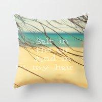 Summer#1 Throw Pillow