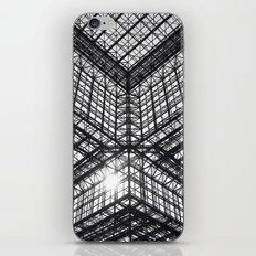 Metal and Glass iPhone & iPod Skin