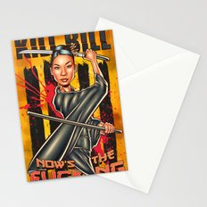 Now Is The Fucking Time Stationery Cards