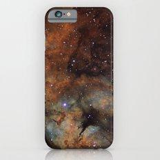 Gamma Cygni Nebula iPhone 6 Slim Case