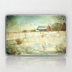 Winter Meadow Laptop & iPad Skin