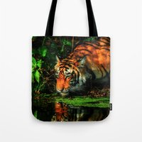 Paying Homage To The Jun… Tote Bag