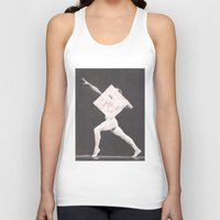 For No One Unisex Tank Top