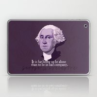 It Is Far Better To Be A… Laptop & iPad Skin