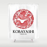 Kobayashi Shower Curtain