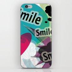 Happy Days iPhone & iPod Skin