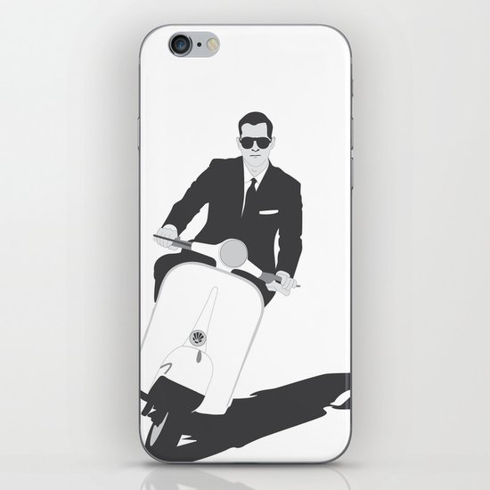 Grand Style iPhone & iPod Skin