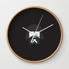 Darth Fighters / Darth Vader Wall Clock