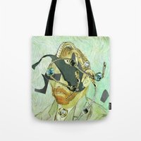 In Vincent´s Face · 3 Tote Bag