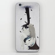 iPhone & iPod Skin featuring The Hand by SEVENTRAPS