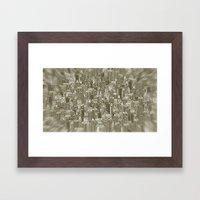 City Visions Framed Art Print