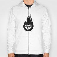 Diamond Flame 2 Hoody