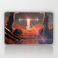 Mystical Fantasy World Laptop & iPad Skin
