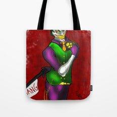 Joker - Joke's on You - 2012 Tote Bag
