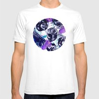 Nuts&Bolts Mens Fitted Tee White SMALL