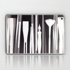 Paintbrush Photogram Laptop & iPad Skin