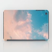 Cloudy With A Chance iPad Case