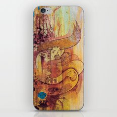 Enchanted Bunny Beats The Burst iPhone & iPod Skin