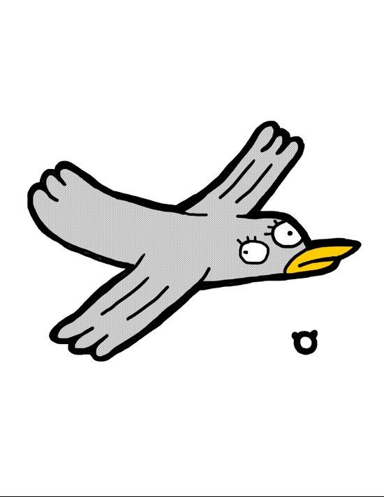 003_bird Canvas Print