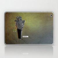 CRZN Dynamic Microphone - 003 Laptop & iPad Skin