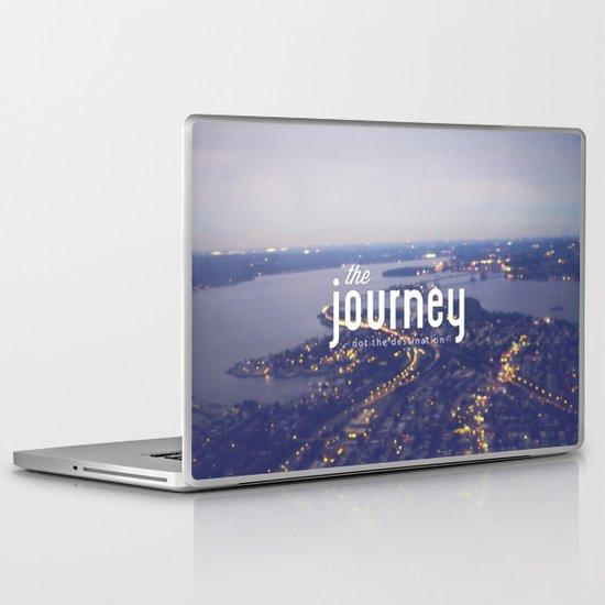 The Journey Laptop & iPad Skin