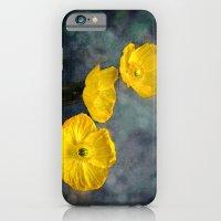 iPhone & iPod Case featuring  Iceland poppy  by LudaNayvelt