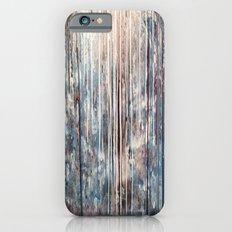 Blue Away iPhone 6 Slim Case