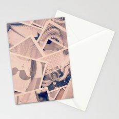 Faded Memories  Stationery Cards