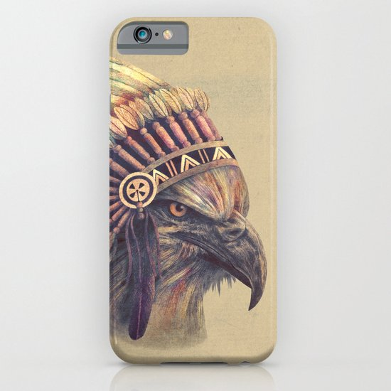 Eagle Chief iPhone & iPod Case