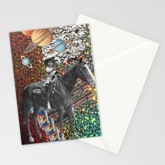 Cowboy and His Guns Stationery Cards