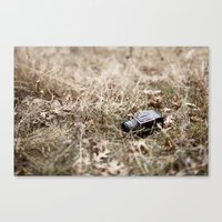 Hasselblad Canvas Print