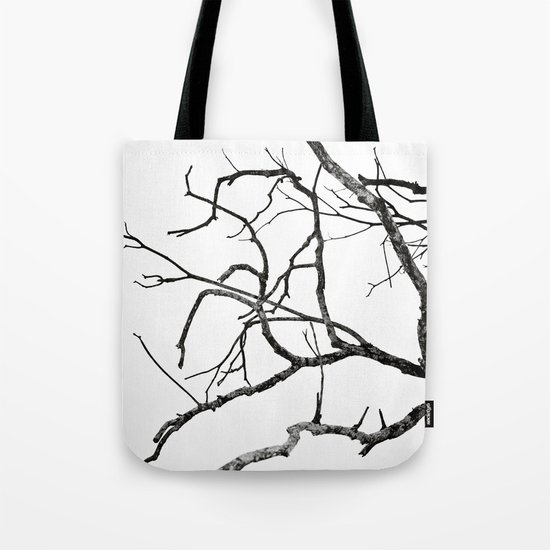 Broken sky Tote Bag