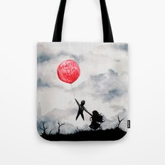Anywhere With You Tote Bag