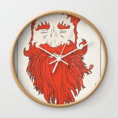 Beardsworthy Wall Clock