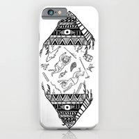 On how the mystical levitation of divers are induced by floating pyramids iPhone 6 Slim Case