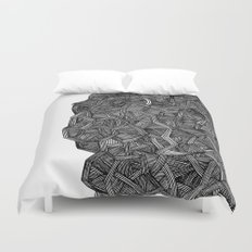 - I see a darkness - Duvet Cover