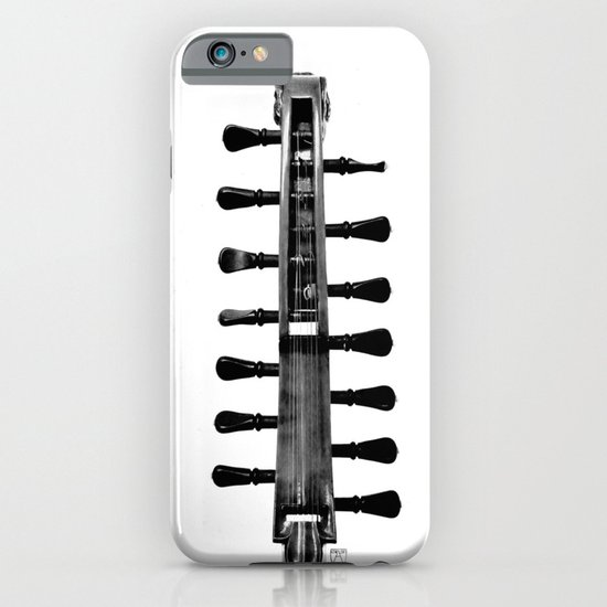 VIOLA D'AMORE iPhone & iPod Case