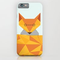 iPhone & iPod Case featuring Foxy by Glassy