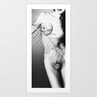 Nude 2.0 Art Print
