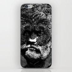 Dogman iPhone & iPod Skin