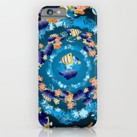 iPhone & iPod Case featuring Under The Sea by Aimee St Hill