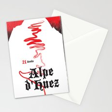 Alpe d'Huez 2, More Menace! Stationery Cards
