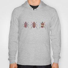 Painted Beetles Hoody