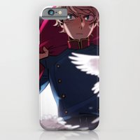 iPhone & iPod Case featuring Count Troyard by Blue
