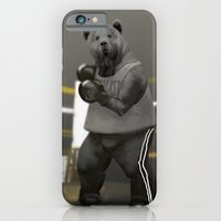 iPhone & iPod Case featuring Old School Champion 1 by Beati