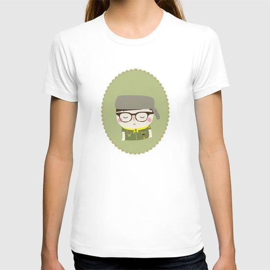sam shakusky | moonrise kingdom T-shirt