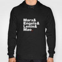 Marx&Engels&Lenin&Mao. Hoody