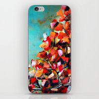Fall Leaves iPhone & iPod Skin