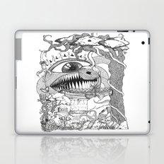Monster's Garden! Laptop & iPad Skin