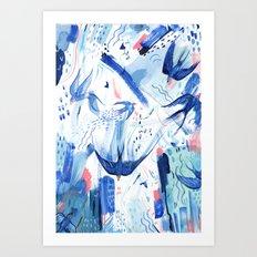 Pattern 28 Art Print